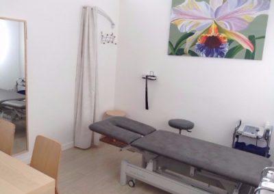 Clínica fisioterápia y rehabilitación