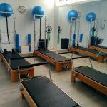 Pilates con máquinas Madrid