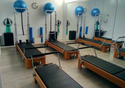 Pilates con máquinas sala 2