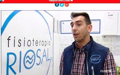Clínica Riosal en DEPORTES CUATRO