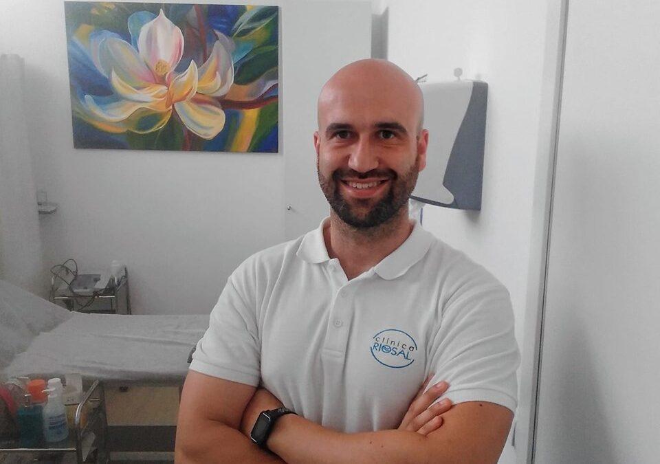Fisioterapeuta Mario García Salazar