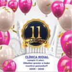 Clínica Riosal Cumple 11 Años
